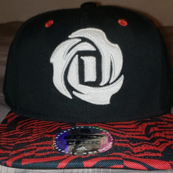 adidas Other - D Rose Strap back cap